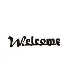 "Wieszak ""WELCOME"""