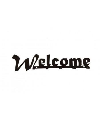 """Wieszak """"WELCOME"""""""