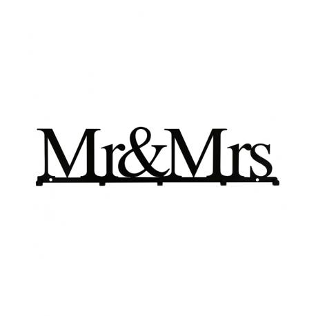 """Wieszak """"MR&MRS"""""""