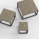 Stolik kawowy UNION LOFT blat płyta meblowa laminowana
