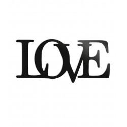 Dekoracja ścienna - Love