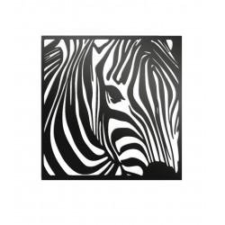 Dekoracja ścienna - Zebra