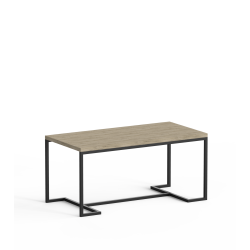 Stół HENKE LOFT blat płyta meblowa laminowana