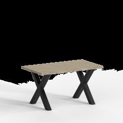 Stół NEWAKK LOFT blat płyta meblowa laminowana